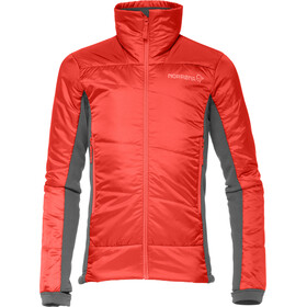 Norrøna Falketind PrimaLoft60 Jacket Junior Crimson Kick